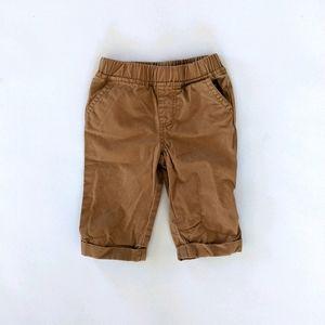 Charlie Rocket Wear Khaki Pants